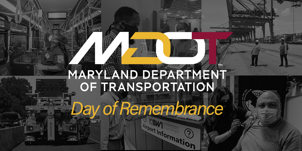 MDOT Secretary Greg Slater's statement on Day of Remembrance